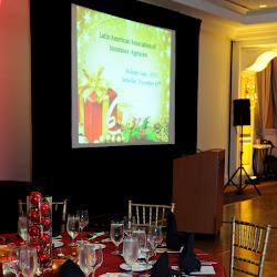 2011 - Holiday Gala - Reception