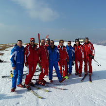 Südtiroler Skilehrermeisterschaften 2012