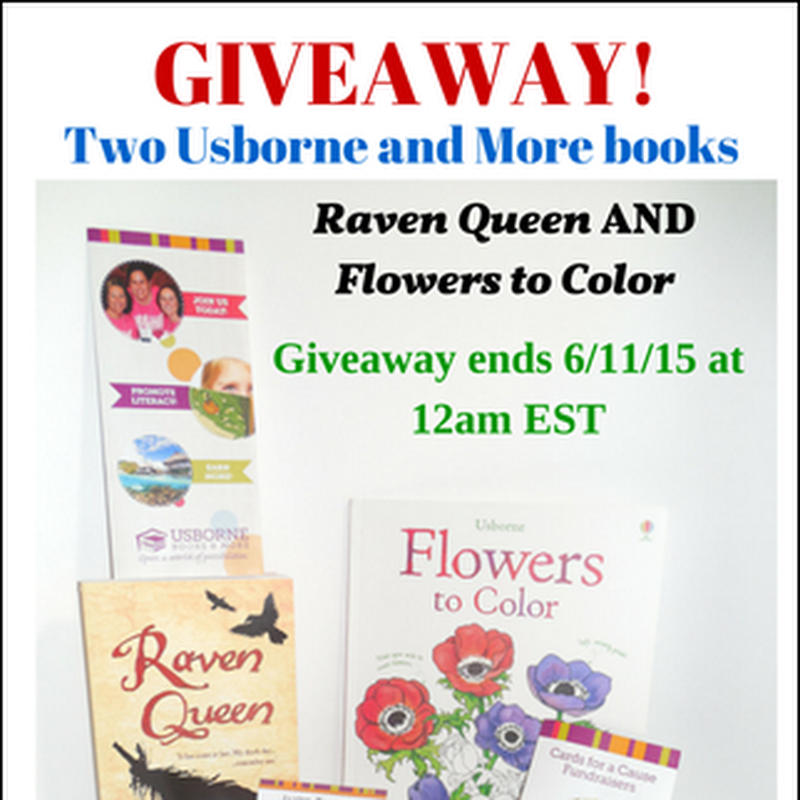 Usborne Book Review and Giveaway