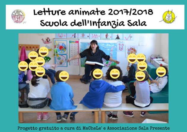 Letture animate 2017-2018