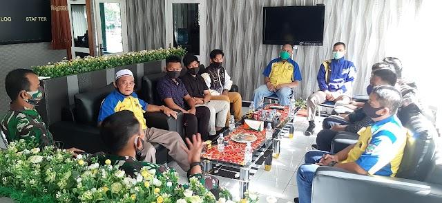 Hadapi PON Papua, Pertina Kotabaru Rapat Internal
