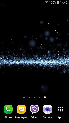 4K太空旅行視頻動態壁紙
