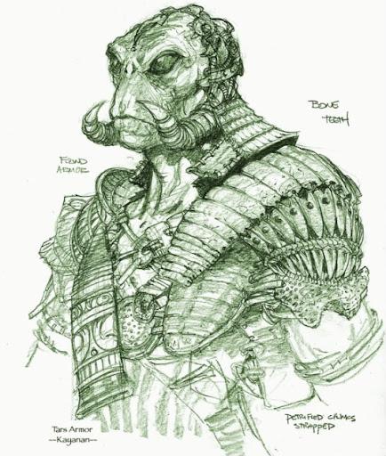 John Carter of Mars (2012) - Tars Tarkas Armor