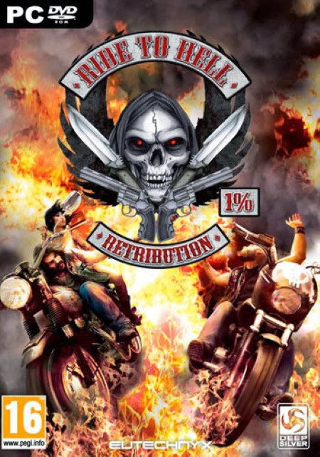 Cover Of Ride To Hell Retribution (2013) Full Latest Version PC Game Free Download Resumable Links at Alldownloads4u.Com