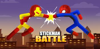 Jugar a Stickman Battle gratis en la PC, así es como funciona!