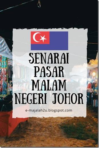senarai-pasar-malam-negeri-johor-night-market