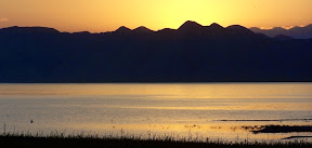 Lac Issyk-Kol (Kirghizistan)