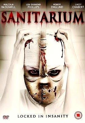Filme Poster Sanitarium DVDRip XviD & RMVB Legendado