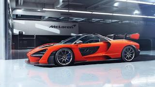 McLaren Senna hypercar