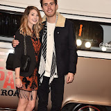OIC - ENTSIMAGES.COM - Zoe Sugg - ZOELLA and Alfie Deyes - POINTLESS BLOG at the Joe and Caspar Hit The Road - UK film in London  22nd November 2015 premierePhoto Mobis Photos/OIC 0203 174 1069