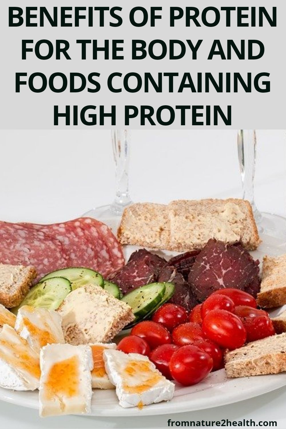 Benefits of Protein for the Body and Foods Containing High Protein