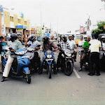 Helmet donation 16.08.2015
