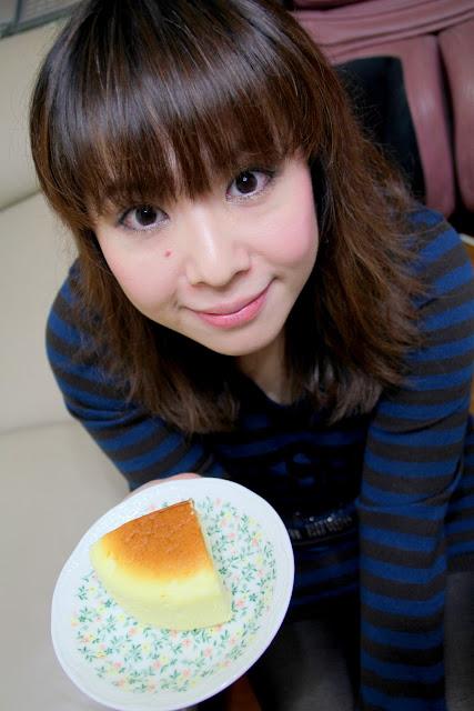 牧野家蛋糕屋.香濃乳香蛋糕