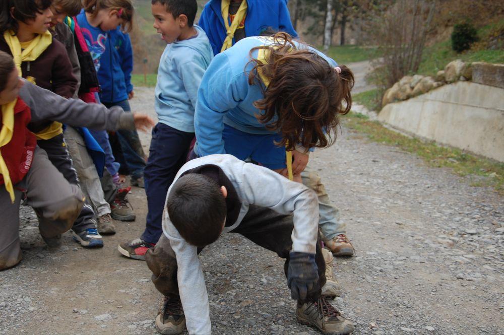 Sortida Castors i Llops a la Roca del Secut 2010 - DSC_0772.JPG