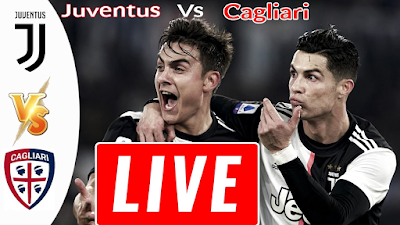 Juventus vs Cagliari : Serie A Live Stream