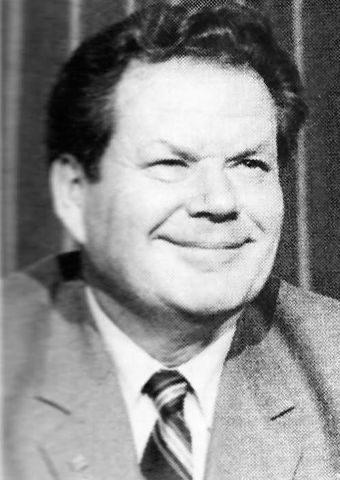 Porträt Herbert Mies.
