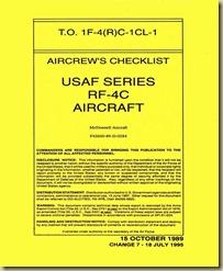 RF-4C Aircrew Checklist_01