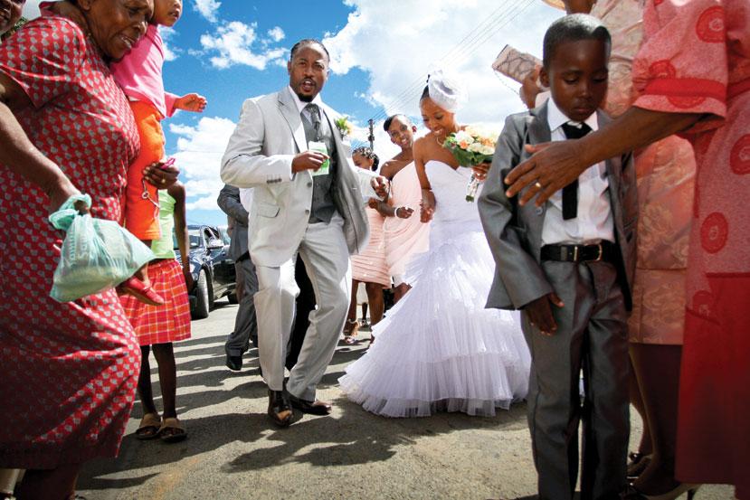 Traditional Wedding Dresses Sotho 2016