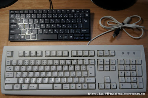 SKB-SL18BK省スペースキーボード
