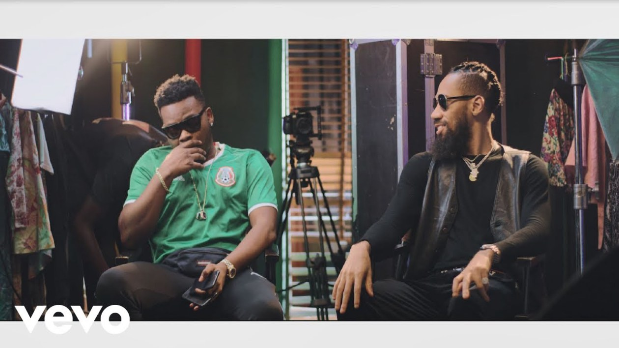 Phyno - Onyeoma ft Olamide (Video+Audio)