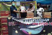 Peduli Sesama, Posko Relawan Covid-19 Bireuen Terima Donasi Dari YVB