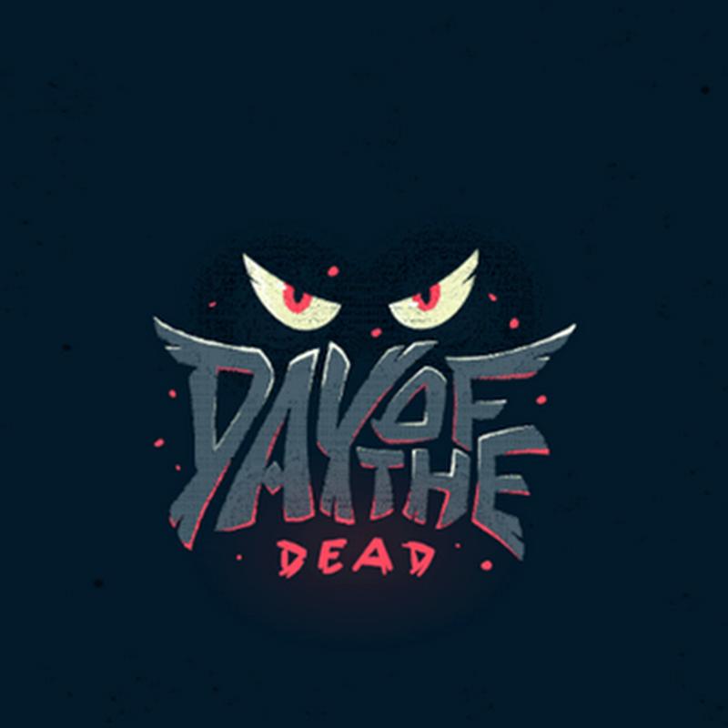 10 logotipos relacionados a Halloween y Día de Muertos