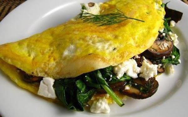 Greek Omelette Recipe