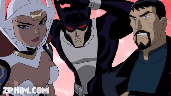 Ảnh trong phim Liên Minh Công Lý: Thiên Thần Và Quỷ Dữ - Justice League: Gods and Monsters 1