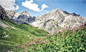 Rossberg, Rätikon, Vorarlberg