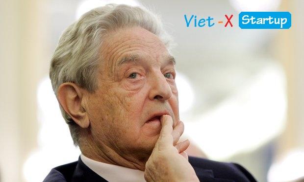 Bí quyết của thiên tài đầu cơ George Soros qua những câu nói