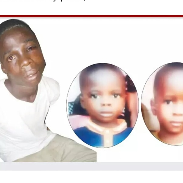 IN Delta State As Seven-Year-Old Twins Were Killed by Their Uncle For Rituals