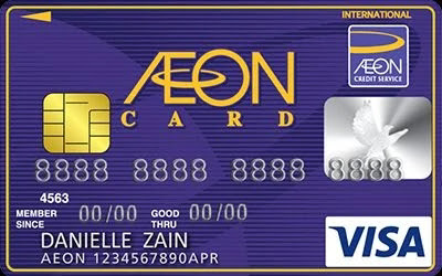 13 Kredit Kad AEON Terbaik