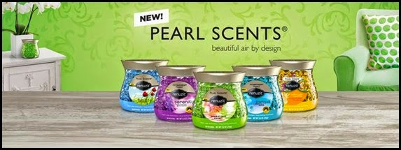 renuzit pearl scents header