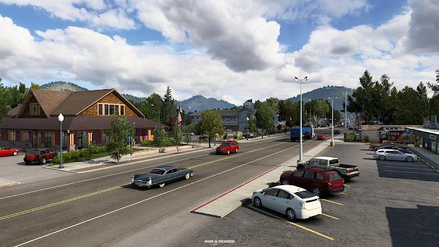 SCS SOFTWARE: Wyoming: Jackson