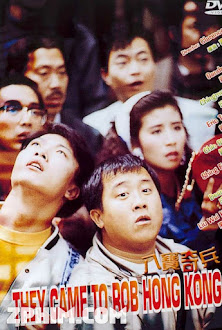 Bát Bửu Kỳ Binh - They Came to Rob Hong Kong (1989) Poster