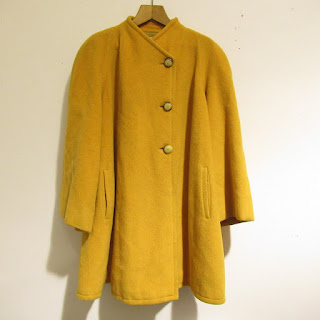 Valenino Miss V Vintage Wool Coat