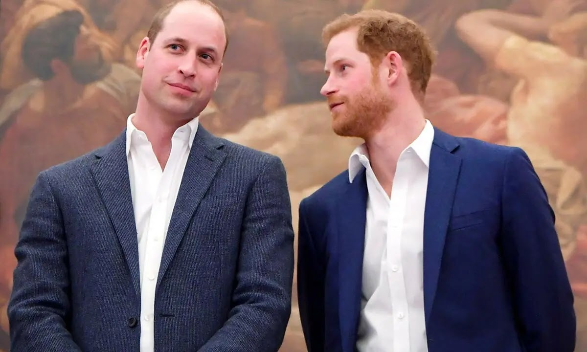 Princes William and Harry reunite in first look at Heartwarming Prince Philip Documentary