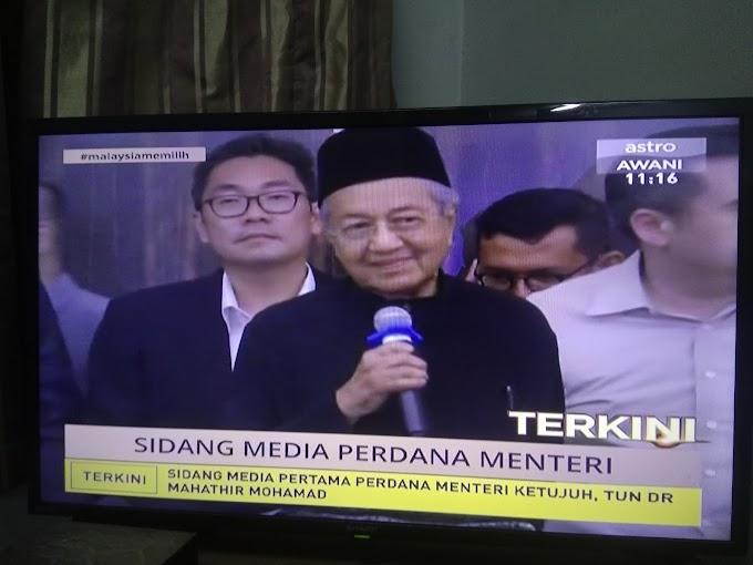 Perdana Menteri Malaysia Ke-7, Tun Dr Mahathir Mohamad