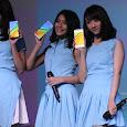 Shania (Shanju), Gracia, Ayana (Achan) JKT48 Xiaomi Redmi Note 5 Launching Jakarta 18-04-2018 013