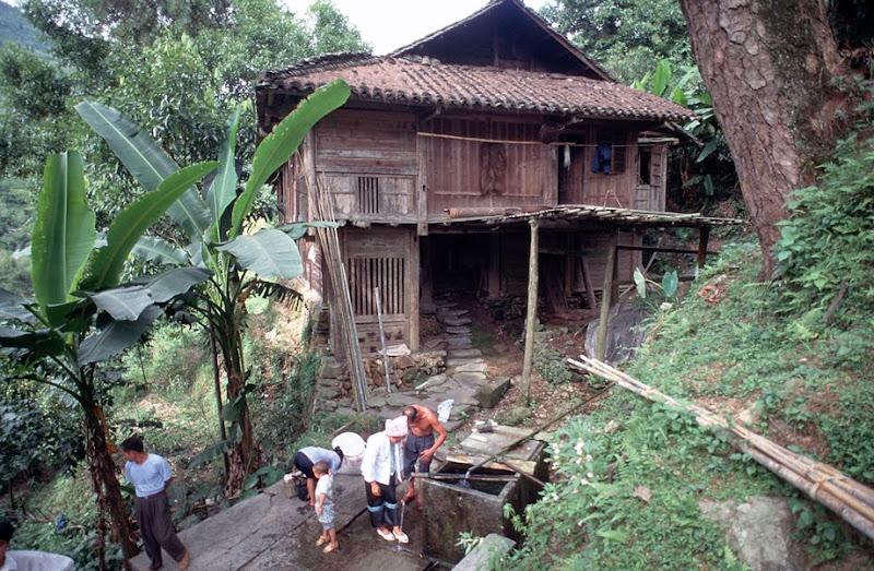 6. Morning at Jinjiang Village. Longsheng