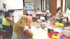 Educadores da Associação Barreiros - Formação em artes plásticas (jan/2012)