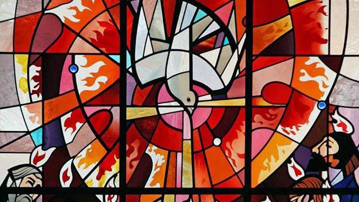 Người thở hơi trên các ông (23.5.2021 – Chúa Nhật - Lễ Chúa Thánh Thần hiện xuống)