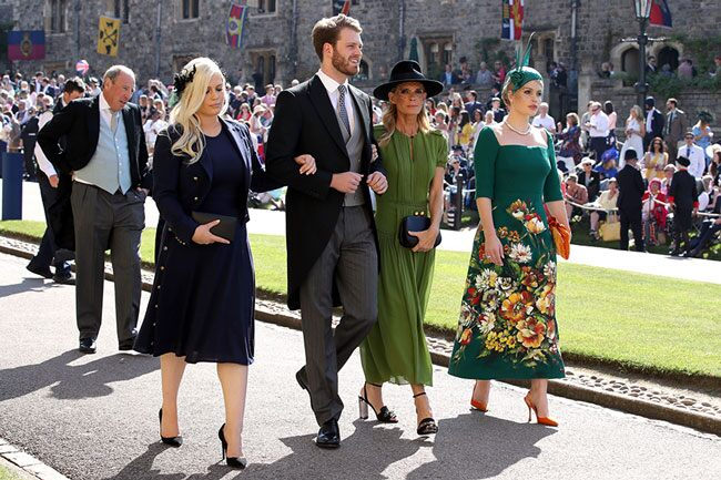 Why Meghan Markle and Prince Harry Did not Attend Lady Kitty Spencer's wedding