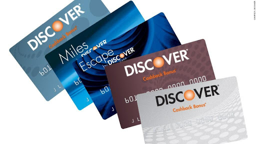 Discovery Credit Cards screenshot 1 ...