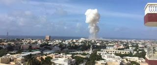 Au moins huit morts dans l'explosion de deux bombes près de l'aéroport de Mogadiscio en Somalie