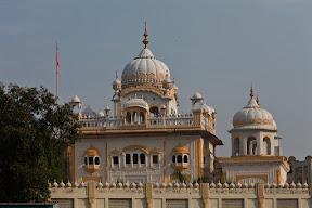 Samadhi of Maharaja Ranjit Singh