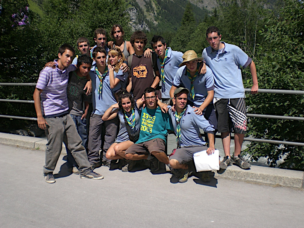 Campaments a Suïssa (Kandersteg) 2009 - CIMG4695.JPG
