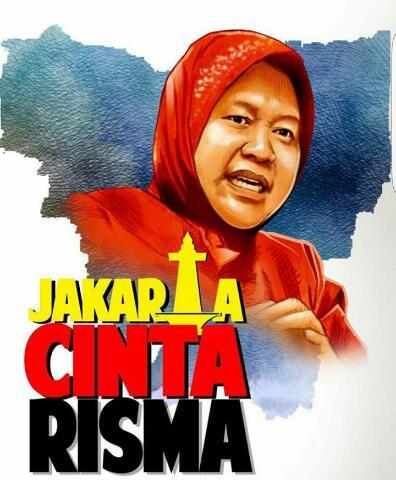 Dukung Risma Ke Jakarta atau Risma Tetap Untuk Surabaya?