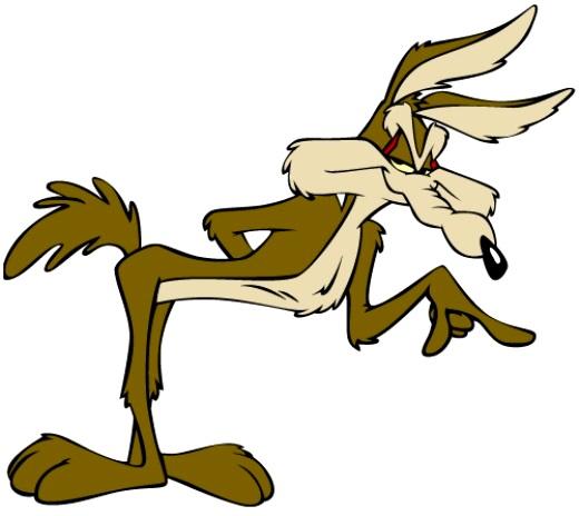 Wile E. Coyote 2
