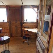 Le bureau aménagé!